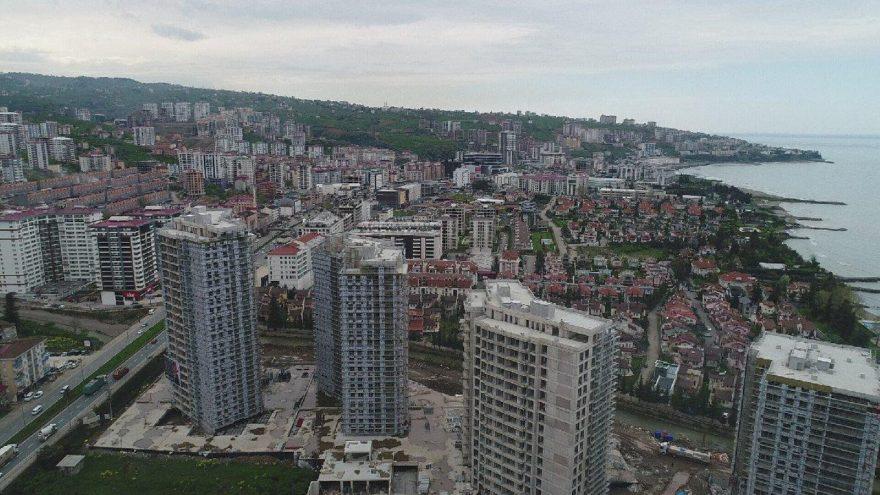 Arap yatırımcıların yüzde 80'lere varan ilgisi Trabzon'da konut fiyatlarını tırmandırdı