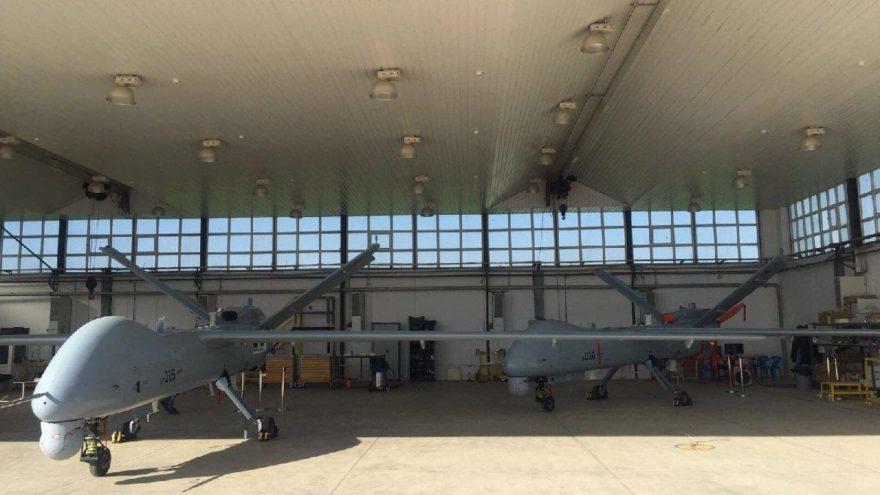 İkiİHA daha Hava Kuvvetleri Komutanlığına teslim edildi