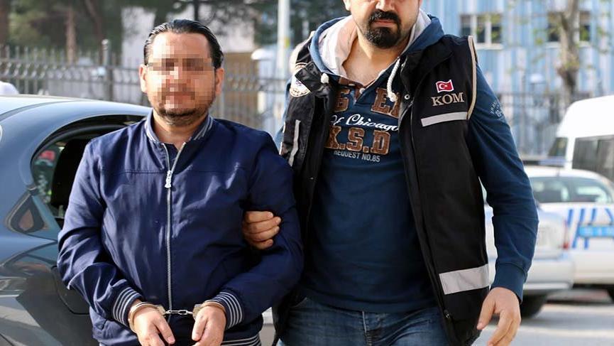 FETÖ imamı Yunanistan'a kaçmak isterken yatta yakalandı