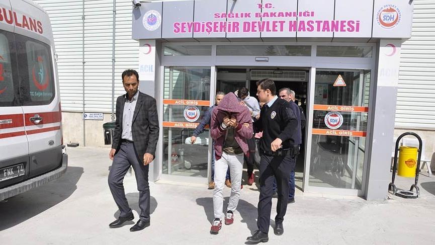 Konya'da kız çocuğuna istismardan 3 kişi tutuklandı