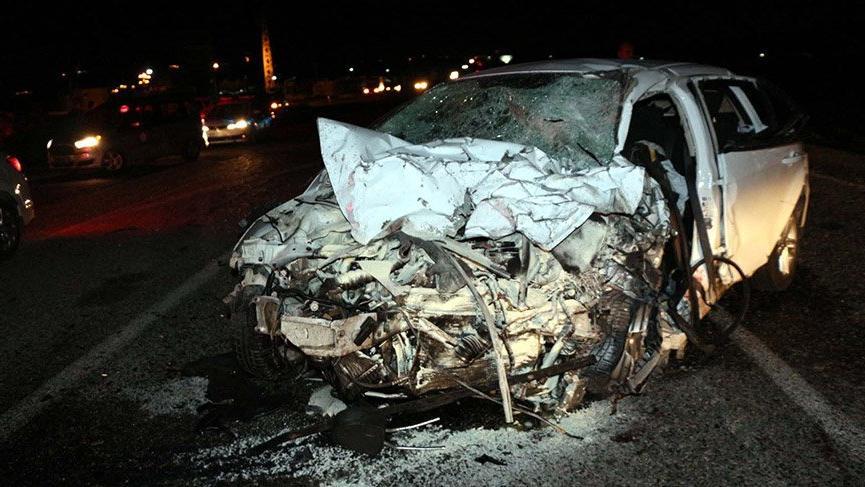Batman'daki kazada ölü sayısı 3'e yükseldi