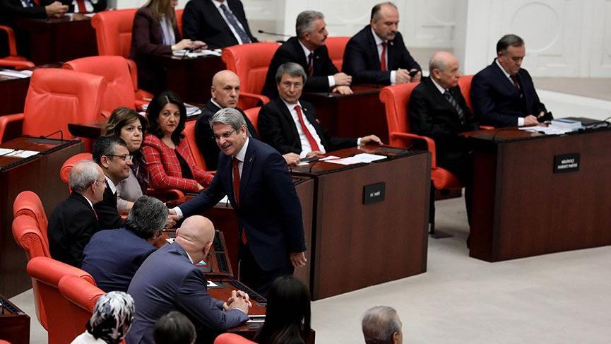 Erdoğan, Bahçeli ve Yıldırım İYİ Parti'yi dinlemedi