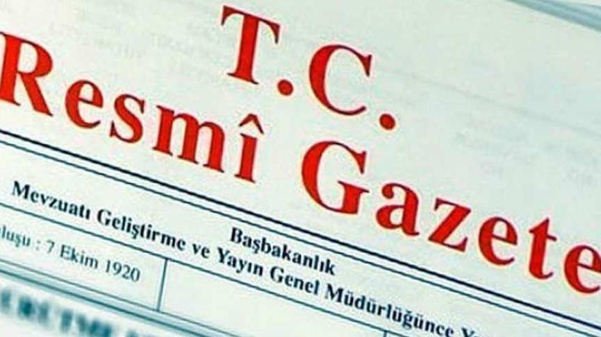 MEB'e ait atama kararı Resmi Gazete'de yayımlandı