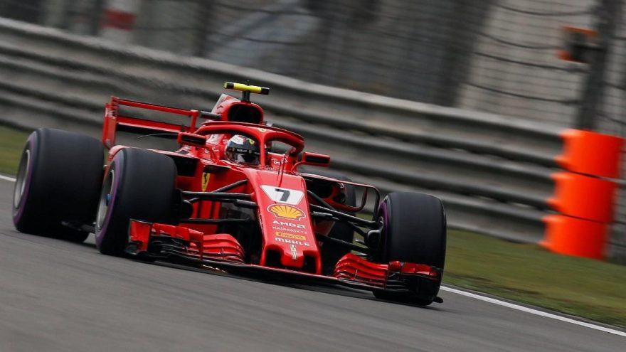 Çin GP'de sıralama turları tamamlandı!