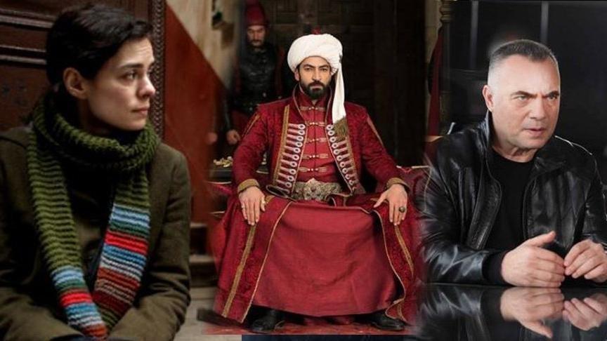 Reyting sonuçları 17 Nisan Salı: 2018 Kadın mı? Mehmed Bir Cihan Fatihi mi? Eşkiya mı? İşte kazanan…