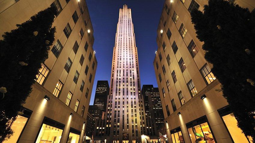 Godiva Rockefeller Center'ın sahibiymiş (!)