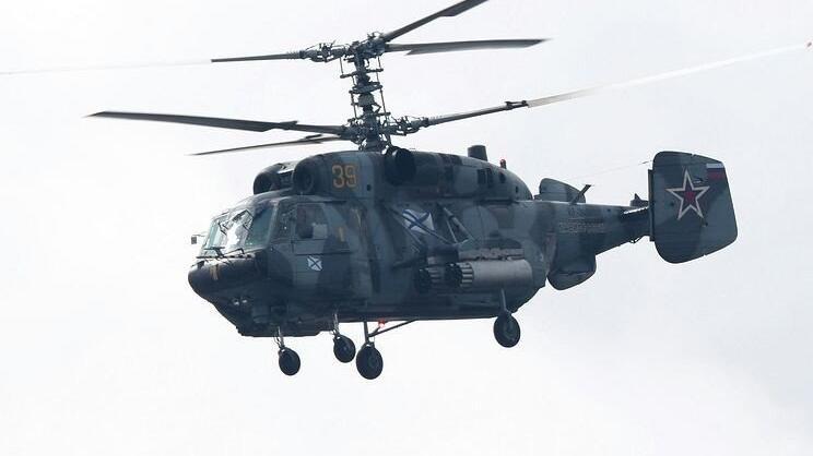Rus askeri helikopteri düştü: 2 kişi öldü