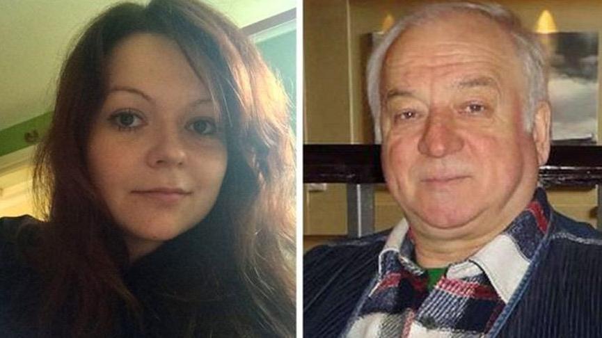 Zehirlenen Rus ajanının son durumu açıklandı