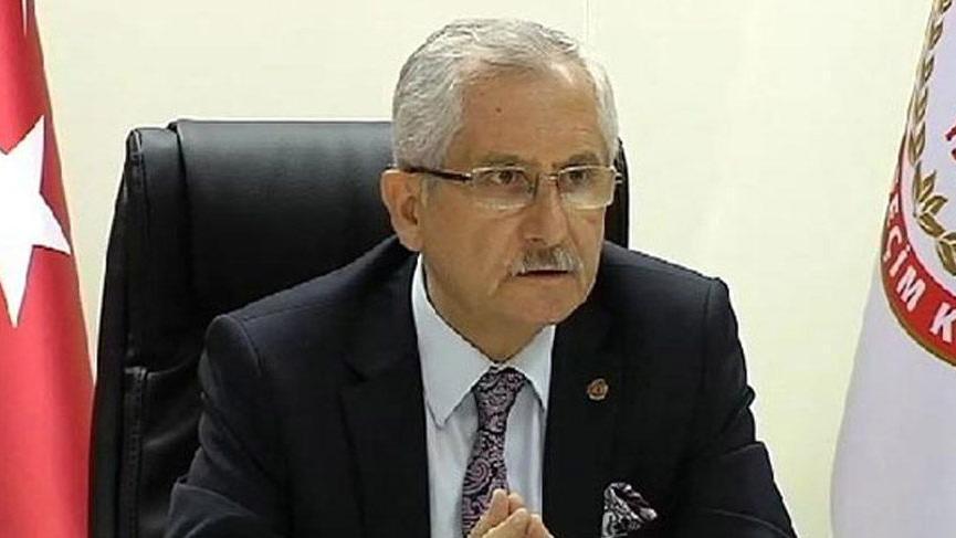 YSKBaşkanıGüven'e Kılıçdaroğlu'na açtığı davada mahkemeden ret