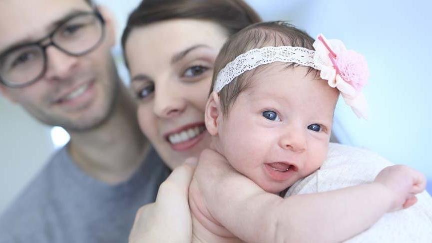 Çalışan yeni anneye toplam 7500 TL
