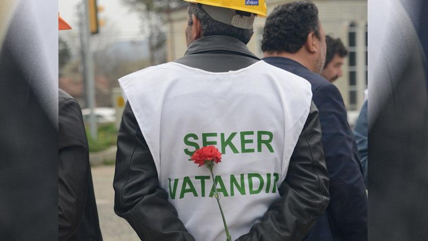 Şekerciler AKP deyip ezici evet vermiş