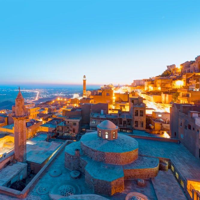 Tarih kokan şehir Mardin'in gezilecek yerleri