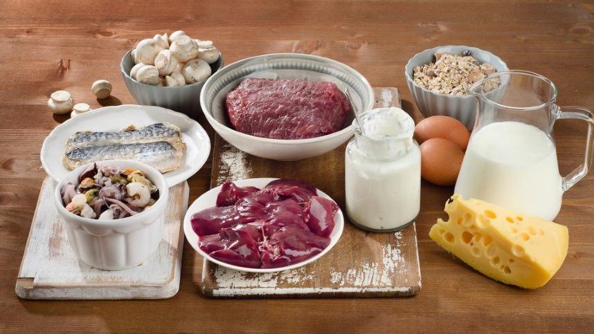 B12 hangi besinlerde bulunur?