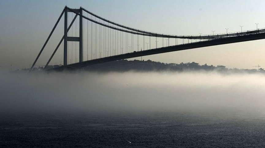 Meteoroloji uyardı İstanbul da etkilenecek… Sis geliyor! İşte en son hava durumu tahminleri