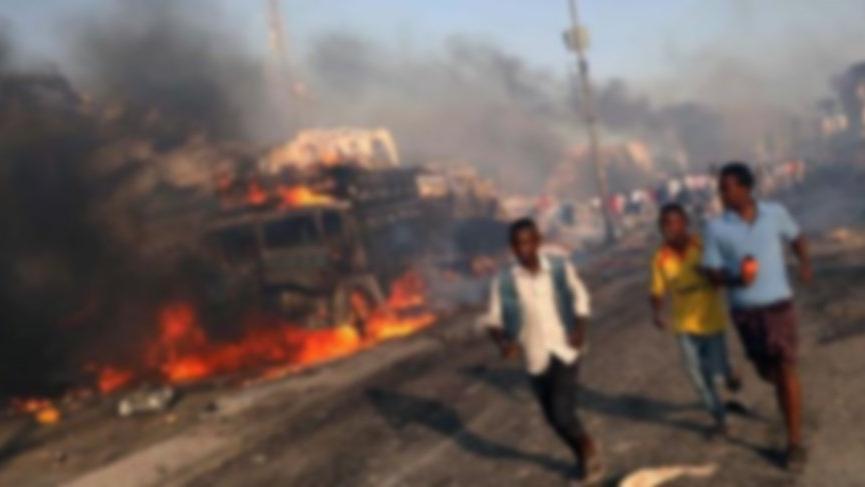 Somali'de stadyumda patlama: 5 ölü, 8 yaralı