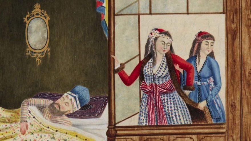 Osmanlı eseri rekora hazır! 'En erotik el yazması'