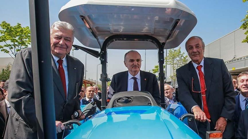 40 milyon Euro'luk yatırım ile ortak üretime girdiler
