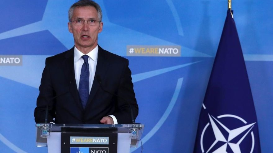 Stoltenberg: Türkiye'nin mesajını takdir ediyorum