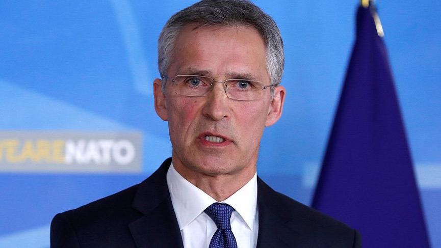 NATO Genel Sekreteri Stoltenberg Türkiye'de