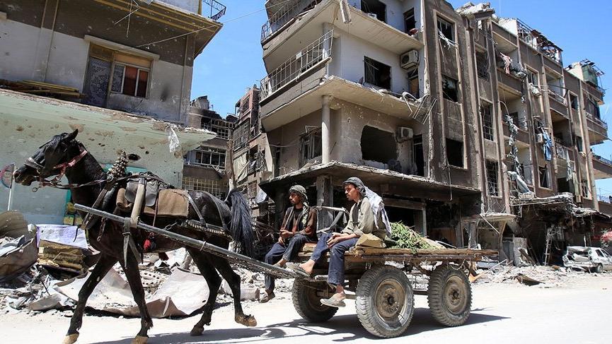 Suriye'de yanlış alarm verilmiş