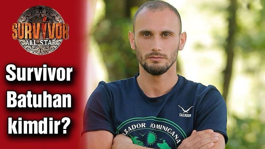 Batuhan Buğra Eruygun kimdir? Survivor Batuhan kaç yaşında?