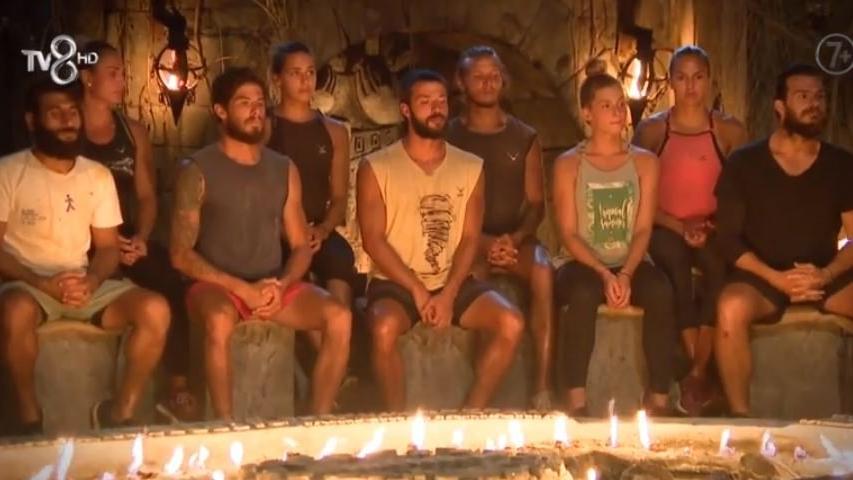 Survivor'da bu hafta kim elendi? Survivor için kilometrelerce yürüyen isim elendi…