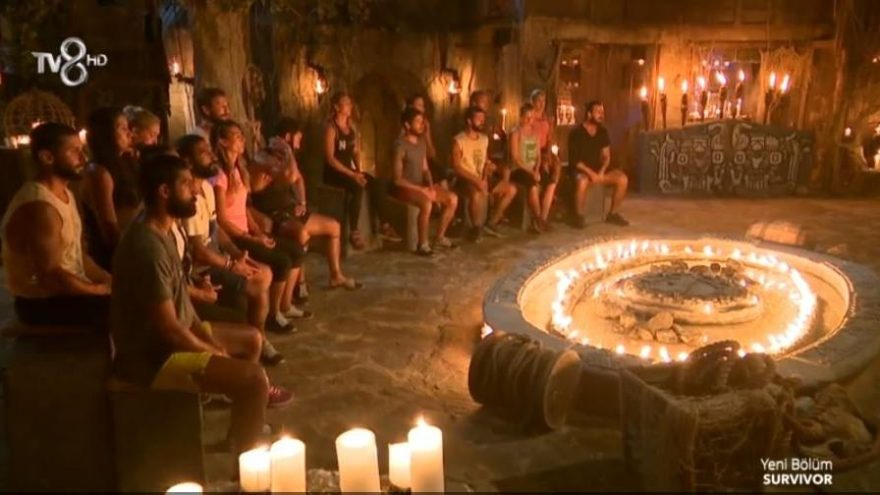 Survivor son bölümde dokunulmazlık oyununu kim kazandı? İşte eleme adayları