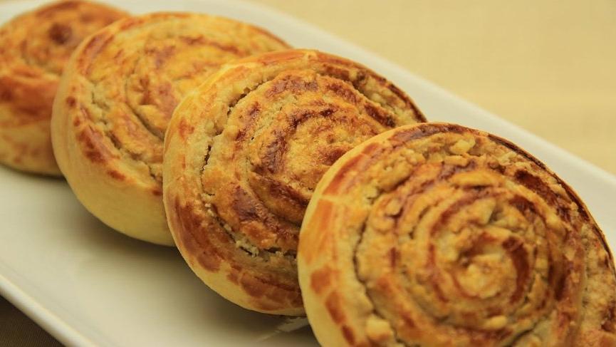 Ağzınıza lâyık çörek tarifleri! Tahinli çörek ve patatesli çörek nasıl yapılır?