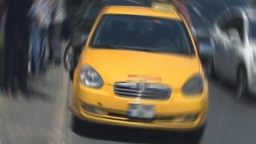 Türkiye'nin konuştuğu taksiciye hapis cezası