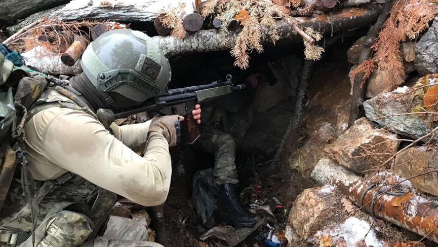 İçişleri Bakanlığı: 38 terörist etkisiz hale getirildi