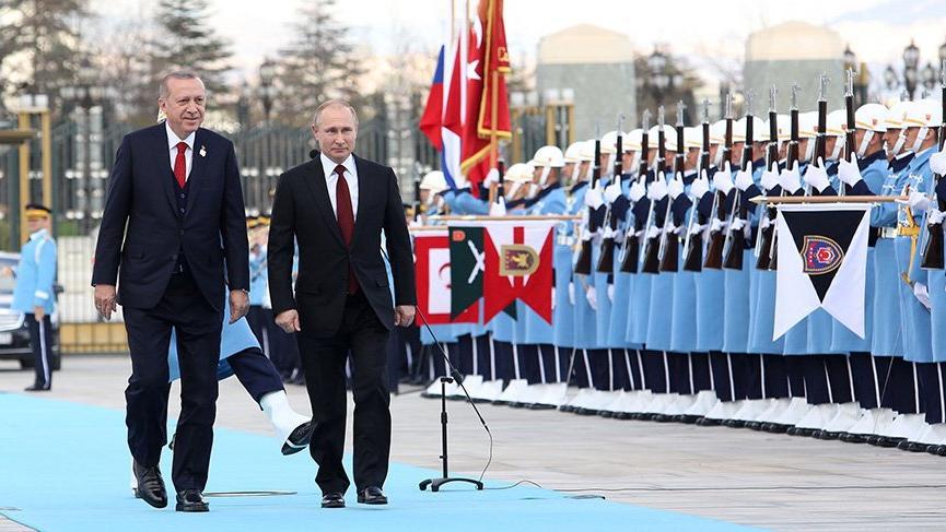 Erdoğan-Putin zirvesinden kritik S-400 açıklaması