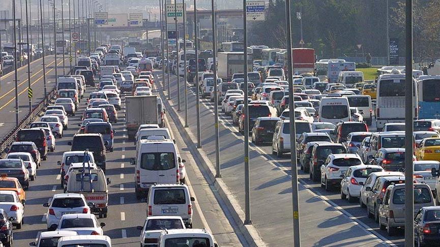 İstanbul'da İTO seçimleri trafiği kilitledi
