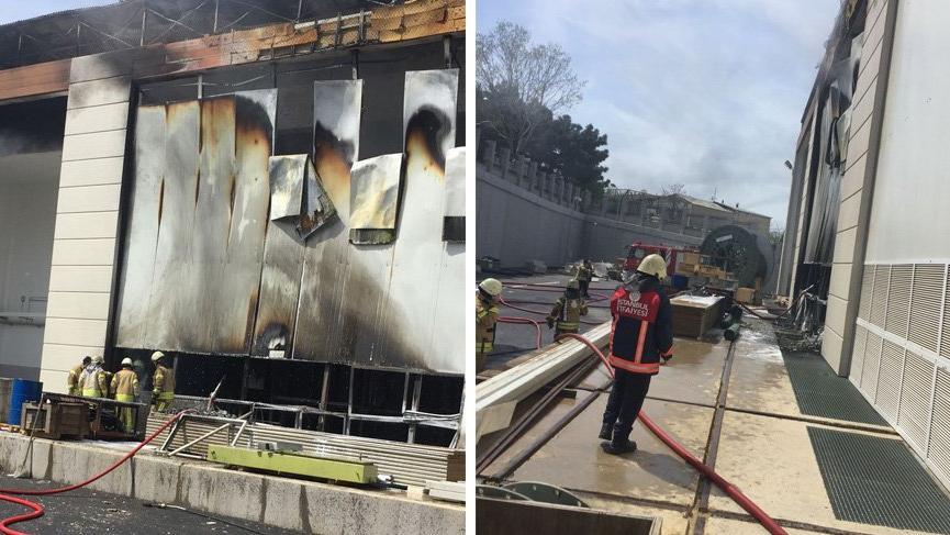 İstanbul'da trafo yangını: 1 kişi hayatını kaybetti