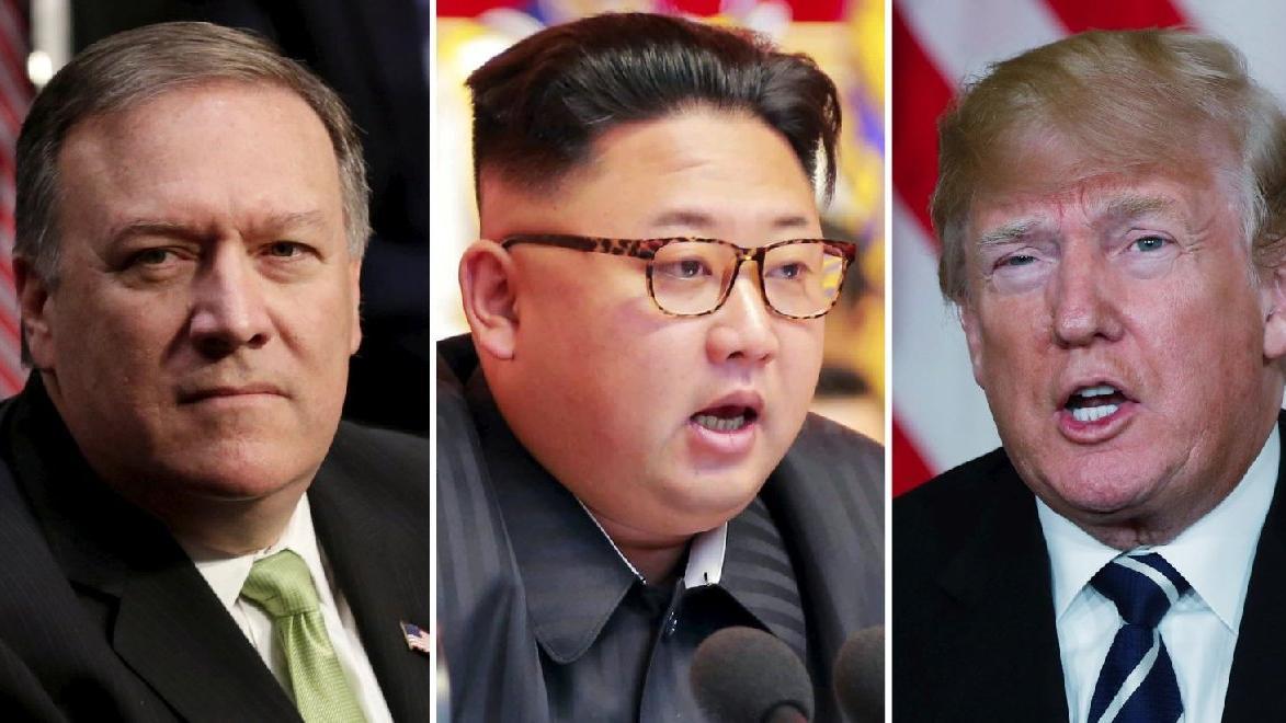 Trump'tan kritik Kim Jong-un tweeti