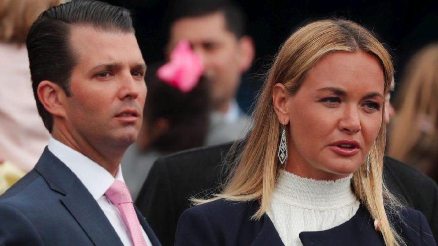 Trump'ın oğlu boşanıyor