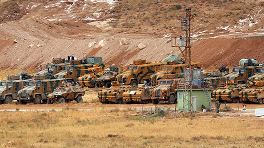 TSK: İdlib'e 8. gözlem noktası kuruldu