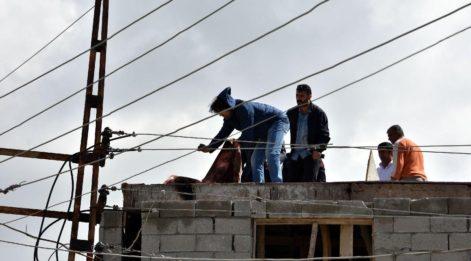 İnşaatta akıma kapılan baba-oğul öldü, 1 işçi yaralandı