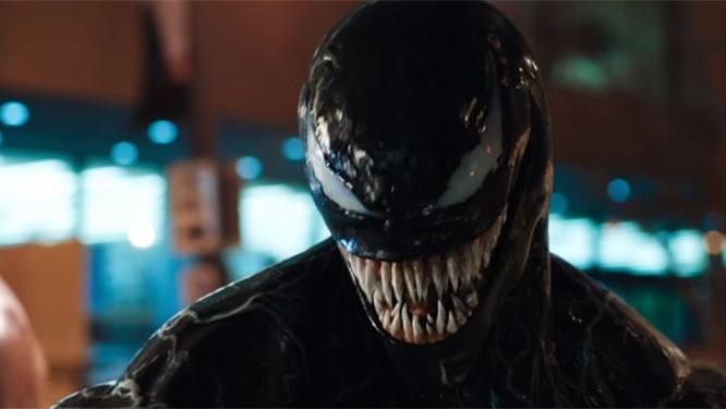 Tom Hardy'li Venom'un fragmanı yayınlandı