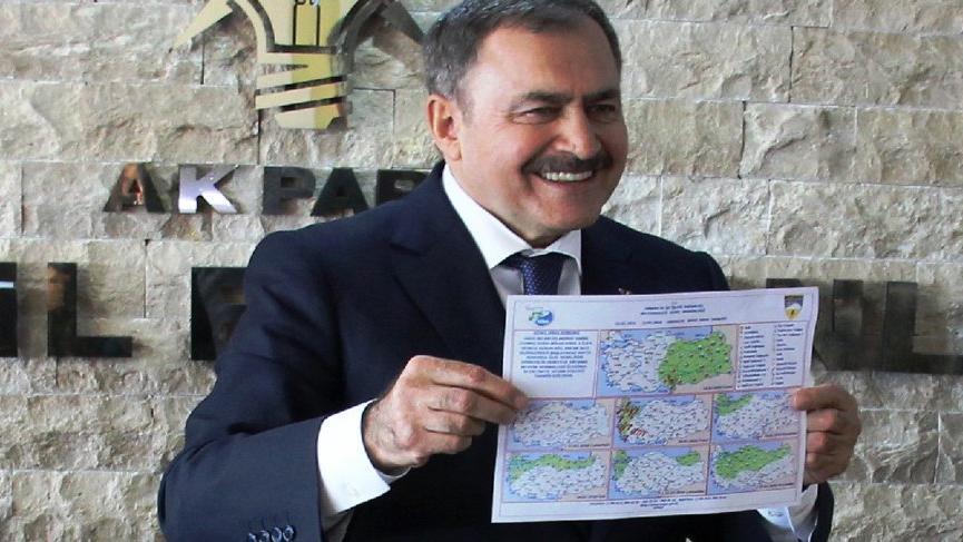 Bakan Eroğlu, gribal enfeksiyon şüphesiyle tedavi altına alındı
