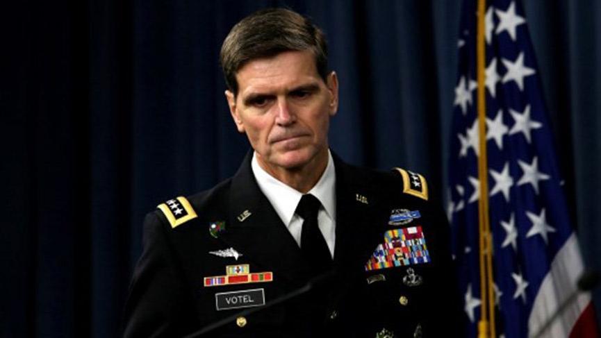 CENTCOM Komutanı'ndan skandal Suriye açıklaması