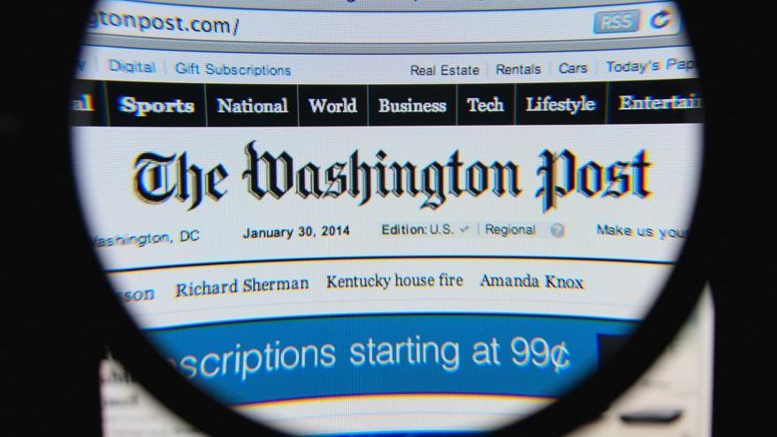 Washington Post'tan Türkiye'ye grup skandalı