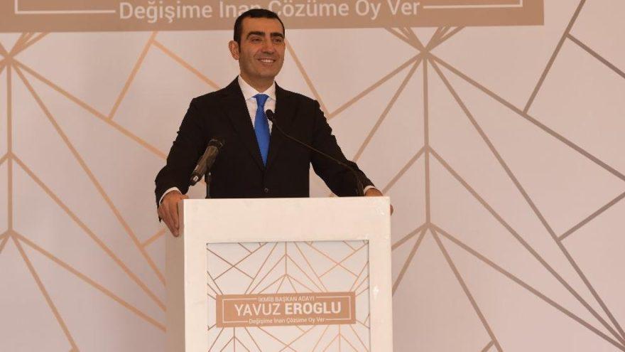 Yavuz Eroğlu İKMİB başkanlığına aday