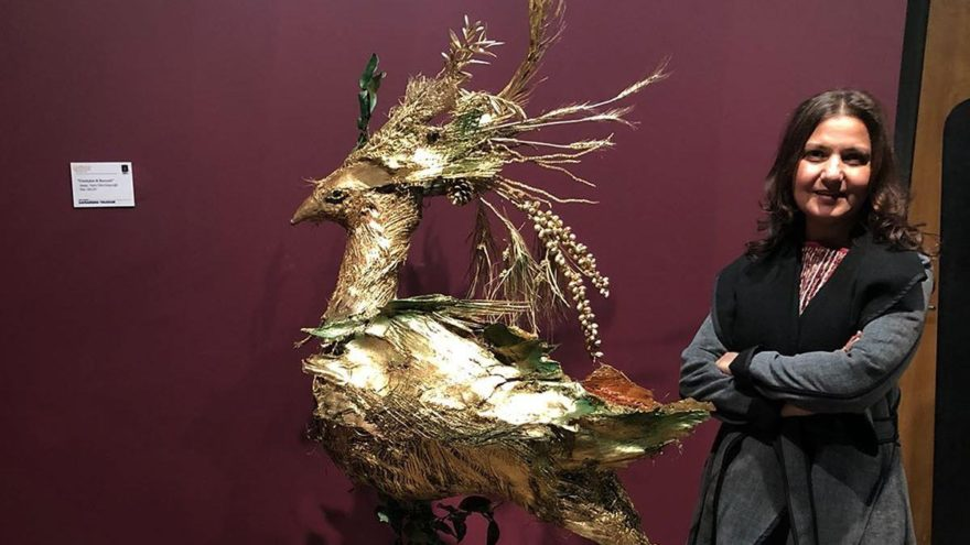 Yeditepe Bienali'nde 'Kuş Misali' Kaf Dağı'na Yolculuk