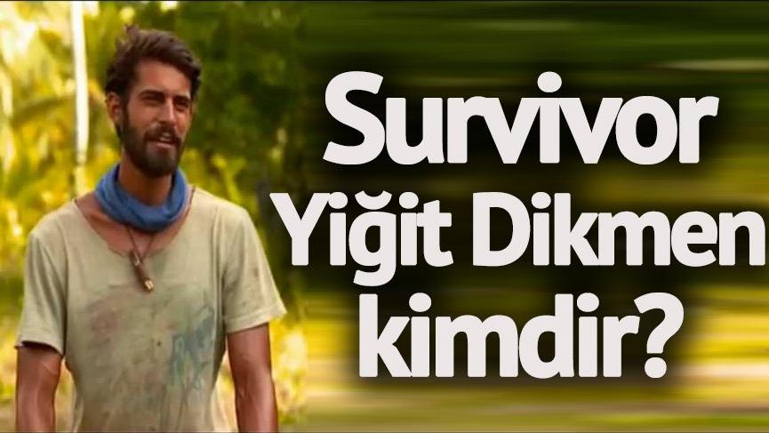 Survivor Yiğit Dikmen kimdir? Hem oyuncu, hem sporcu… Yiğit Dikmen'in hayat hikayesi