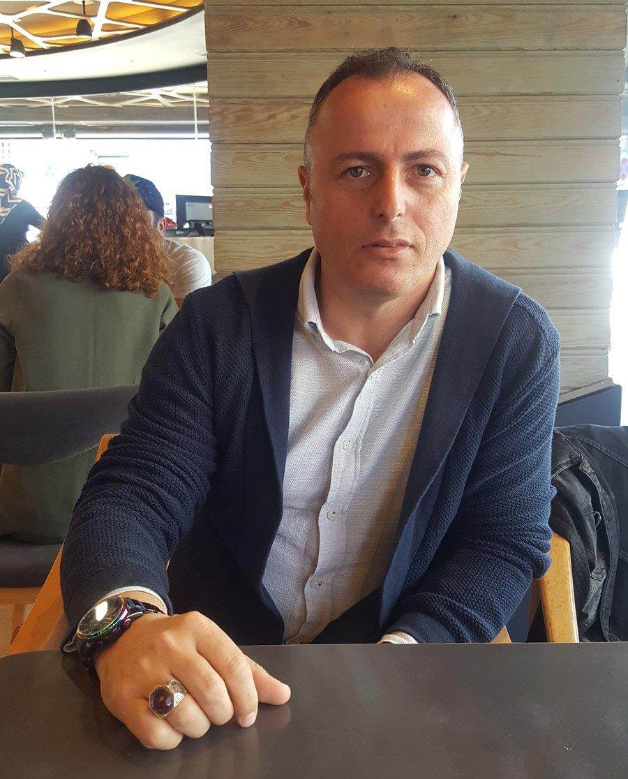 FOTO:SÖZCÜ - Süresiz nafaka mağdurlarından İlhan Engincan, yaşadıklarını Sözcü'ye anlattı.