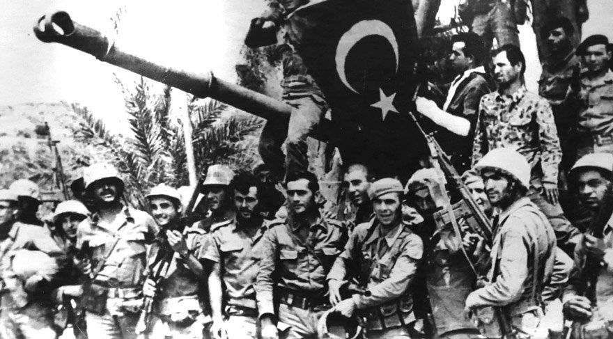 * 11 Ocak 1975 Kıbrıs Barış Harekatı'nda 484 şehit verildiği açıklandı.