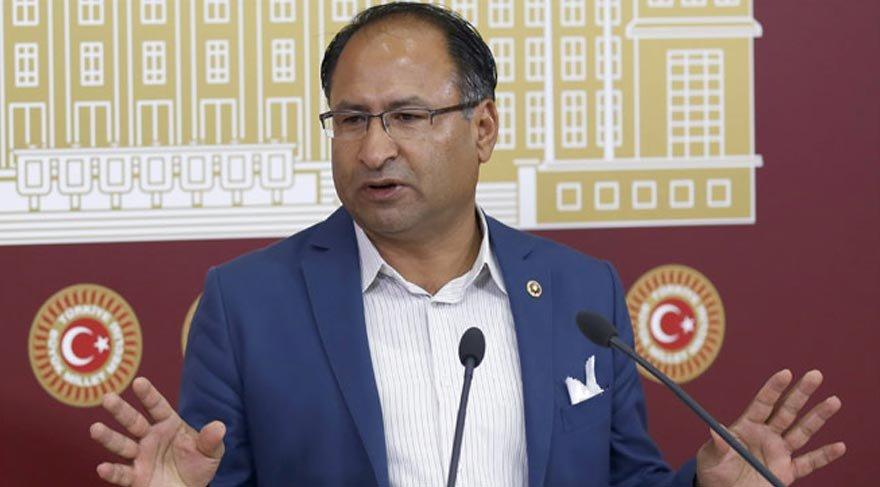 FOTO: İHA / CHP'nin Roman Milletvekili Özcan Purçu