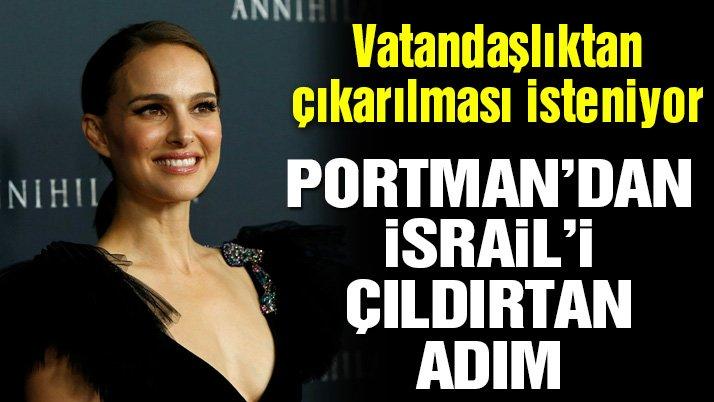Ünlü oyuncudan İsrail'i çıldırtan karar!