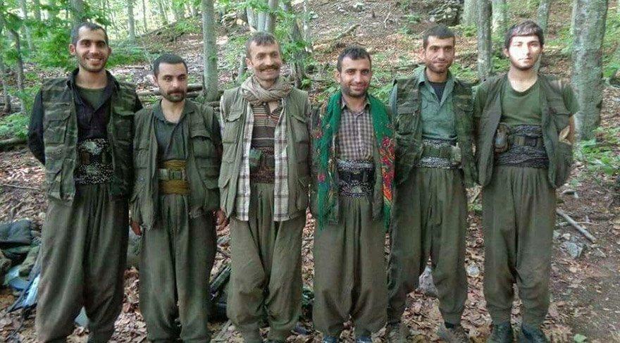 BÖLÜCÜ TERÖR ÖRGÜTÜ PKK'YA YÖNELİK AMANOSLARDA 20 KASIM 2017 TARİHİNDEN BUGÜNE KADAR GERÇEKLEŞTİRİLEN OPERASYONLARDA ARALARINDA KIRMIZI, MAVİ, TURUNCU VE GRİ LİSTEYLE ARANANLARIN DA BULUNDUĞU 29 TERÖRİST ÖLÜ ELE GEÇİRİLDİ. FOTO:İHA