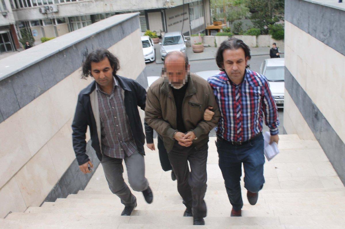 FOTO:SÖZCÜ - Şüpheli cinayeti 2 bin 500 lira için işlediğini söyledi.